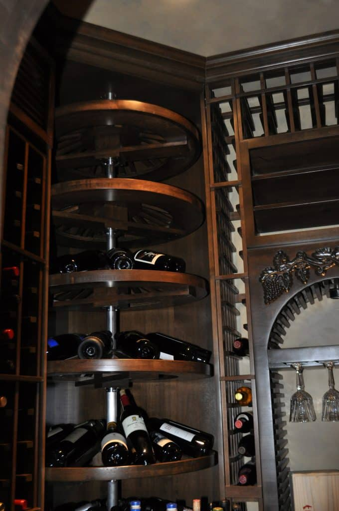 Dallas Fort Worth Custom Wine Cellars  Westlake TX